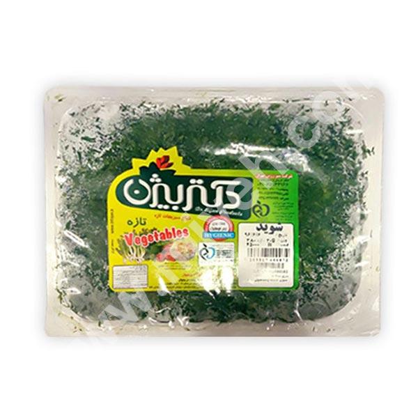 سبزی شوید دکتر بیژن – تره بارر خد شده