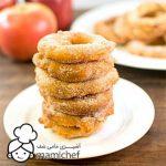 طرز تهیه دسر سیب - مامی شف