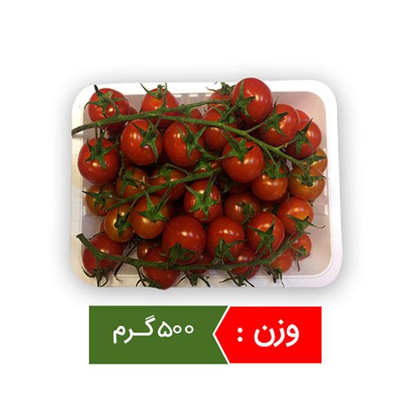 گوجه فرنگی خوشهای