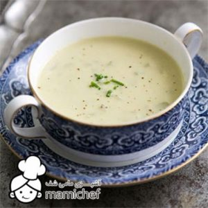 سوپ کرفس ( سوپ رژیمی )