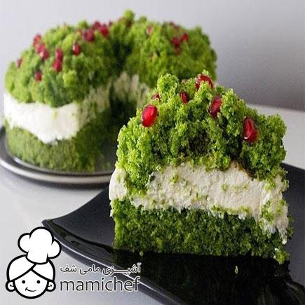 طرز تهیه کیک اسفناج - فروشگاه اینترنتی میوه دات کام