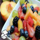 طرز تهیه سالاد میوه بهاری - فروشگاه اینترنتی میوه دات کام