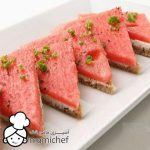 طرز تهیه اسنک هندوانه - فروشگاه اینترنتی میوه دات کام