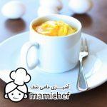فروشگاه اینترنتی میوه - طرز تهیه نیمرو فنجانی