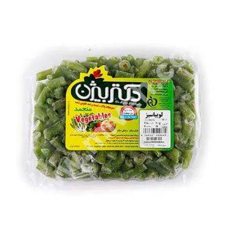 فروشگاه اینترنتی میوه دات کام - لوبیا سبز خرد شده
