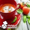 فروشگاه اینترنتی میوه دات کام - طرز تهیه سوپ گوجه فرنگی