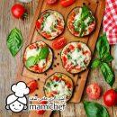 فروشگاه اینترنتی میوه - طرز تهیه پیتزا بادمجان