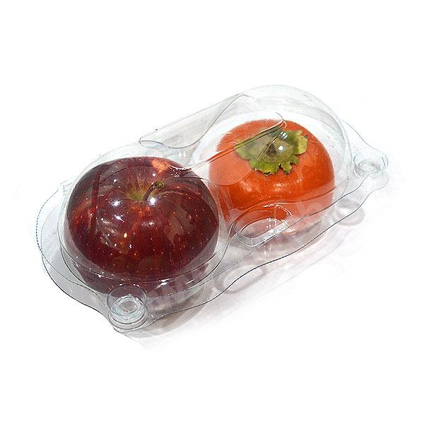 سیب قرمز و خرمالو