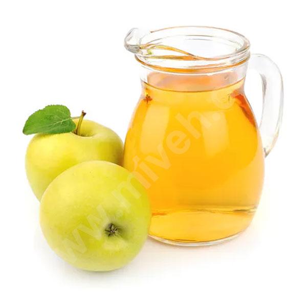 سیب زرد آبگیری