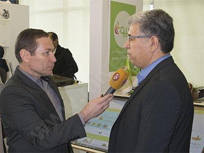 مصاحبه شبکه خبر با بنیانگذار میوه دات کام